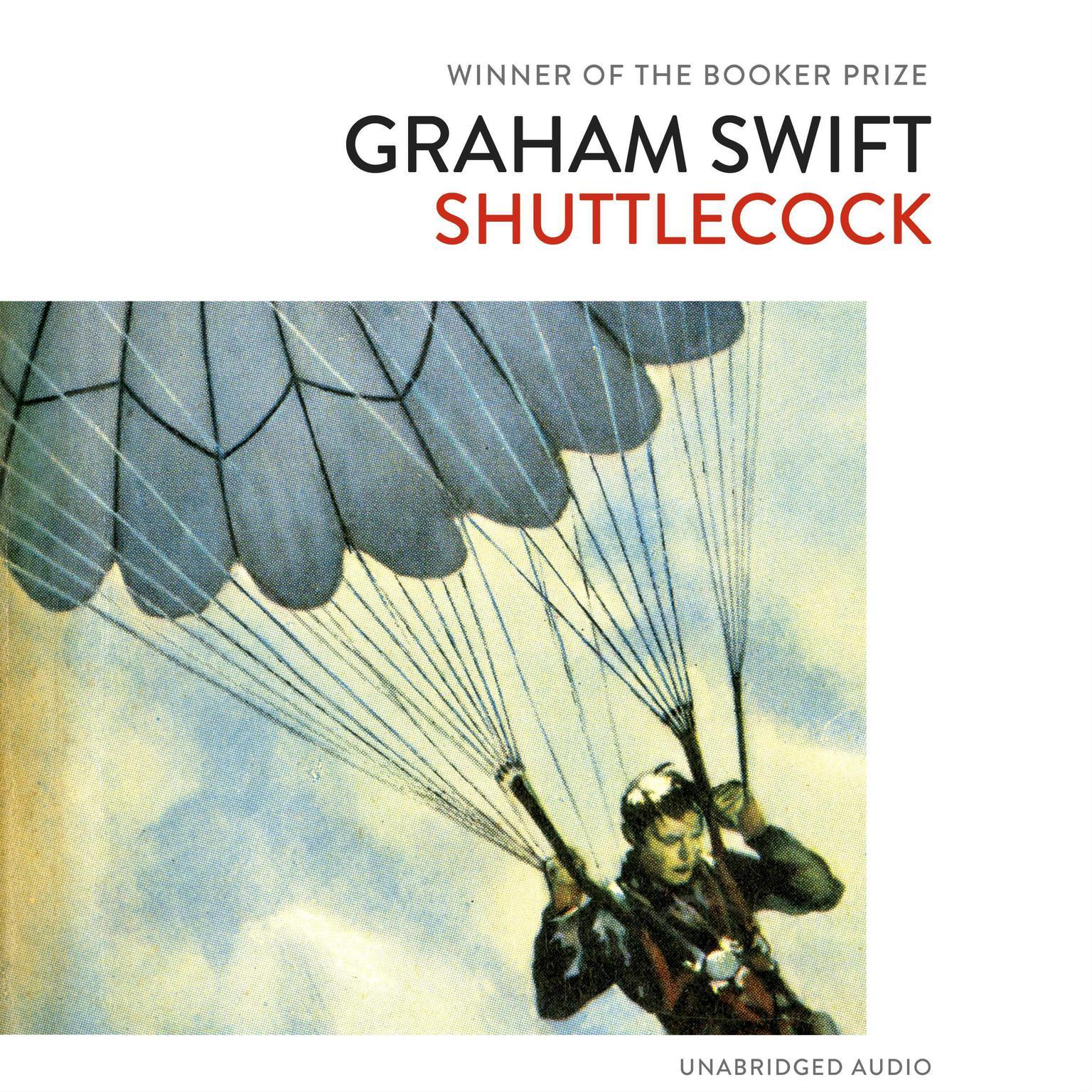 Shuttlecock Audiobook, by Graham Swift