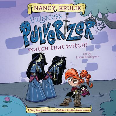 Watch That Witch! Audiobook, by Nancy Krulik