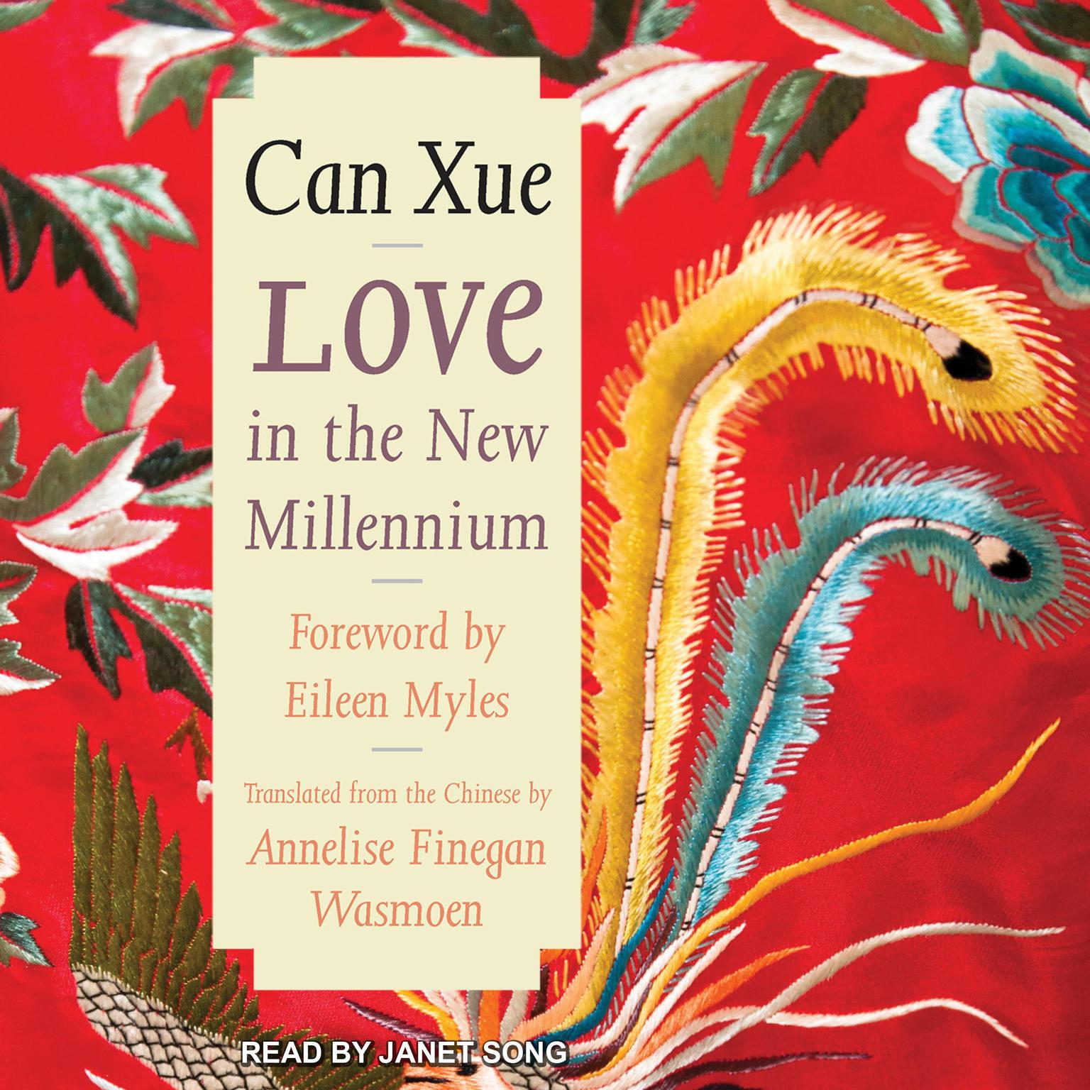 Printable Love in the New Millennium Audiobook Cover Art