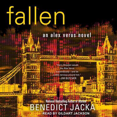 Fallen Audiobook, by Benedict Jacka