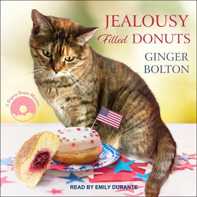 Jealousy Filled Donuts Audiobook, by Ginger Bolton