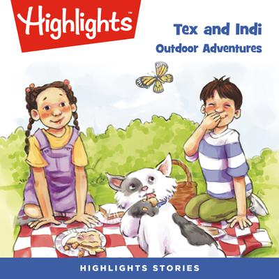 Tex and Indi: Outdoor Adventures Audiobook, by Lissa Rovetch