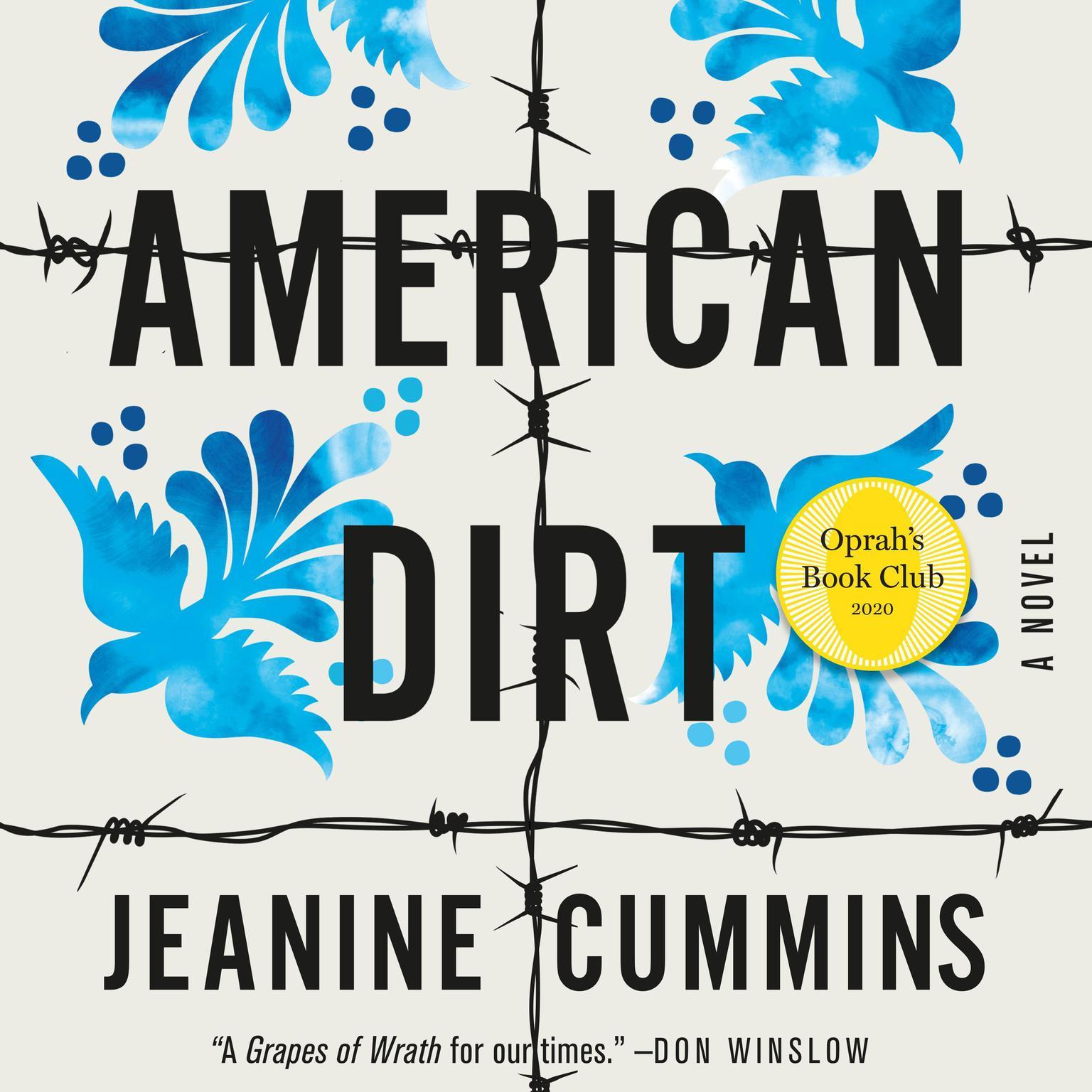 Printable American Dirt: A Novel Audiobook Cover Art