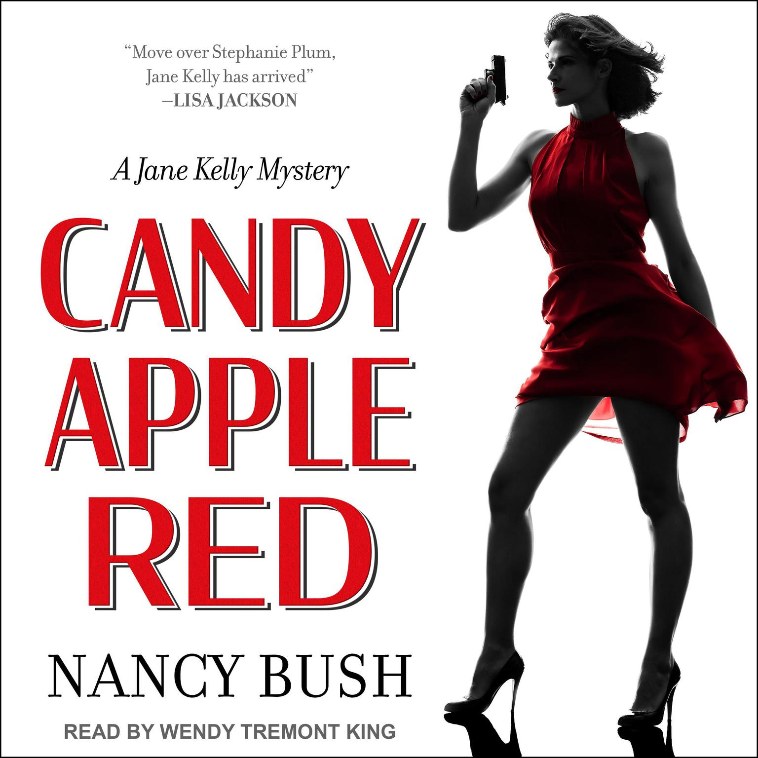 Printable Candy Apple Red: A Jane Kelly Mystery Audiobook Cover Art