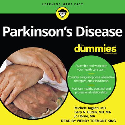 Parkinsons Disease For Dummies Audiobook, by Michele Tagliati
