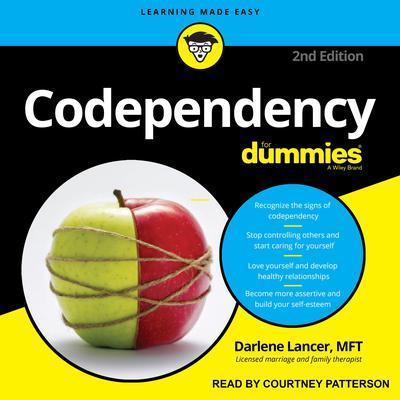 Codependency for Dummies Audiobook, by Darlene Lancer