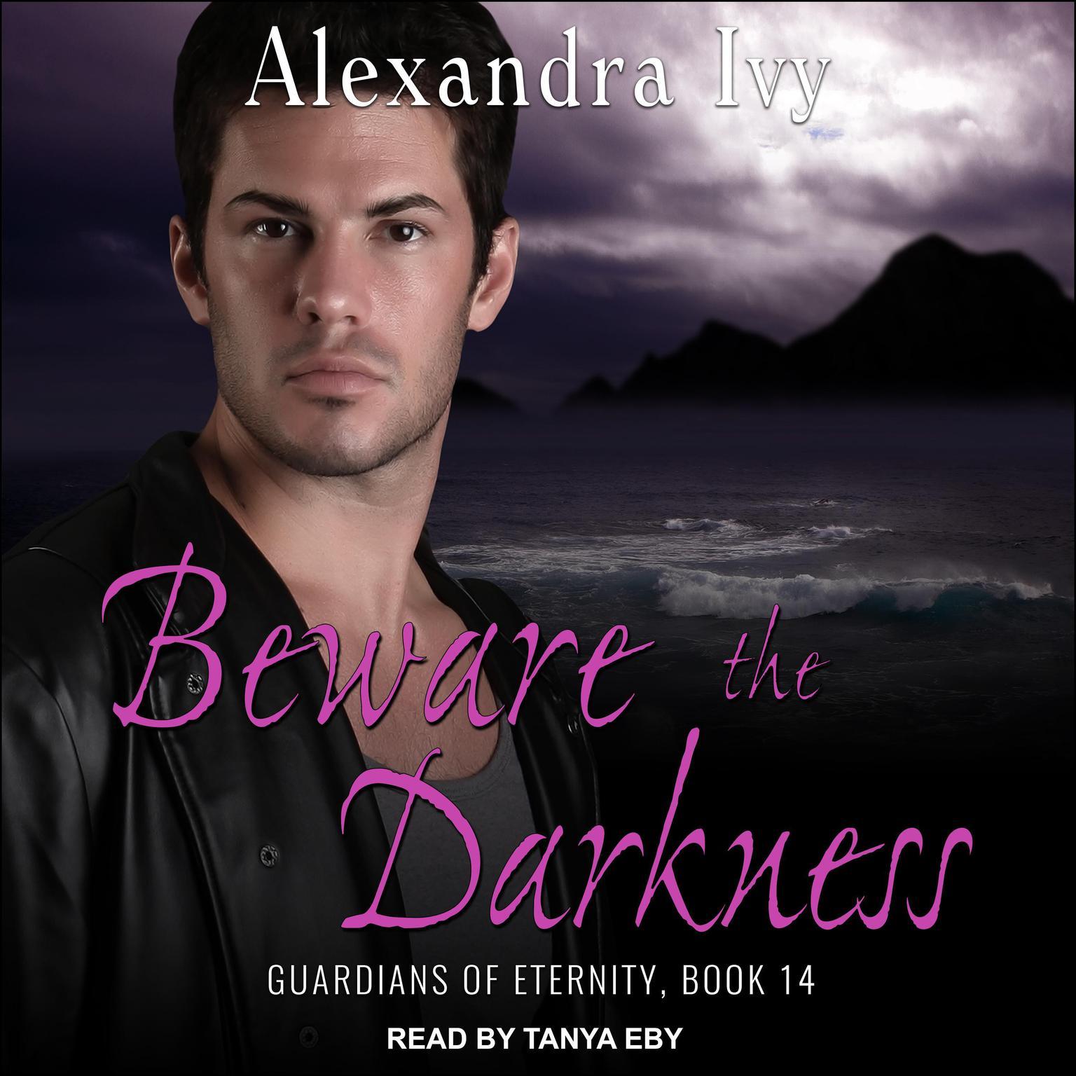 Printable Beware the Darkness Audiobook Cover Art