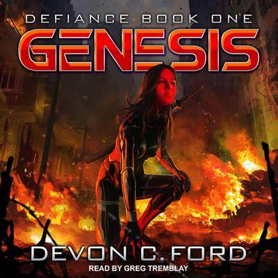 Genesis Audiobook, by