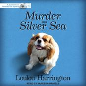 Murder on a Silver Sea Audiobook, by Loulou Harrington