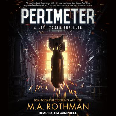 Perimeter Audiobook, by M.A. Rothman