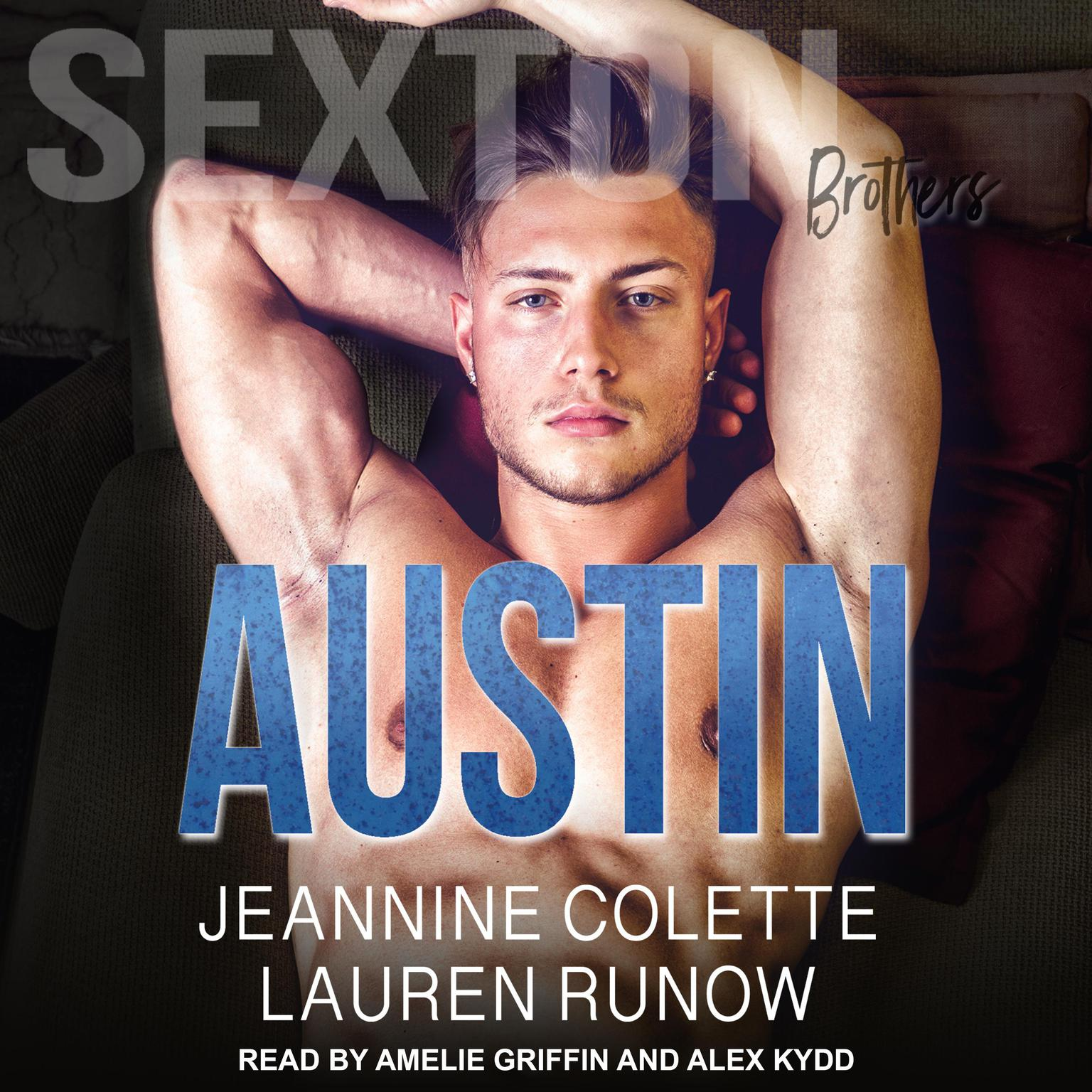 Printable Austin Audiobook Cover Art