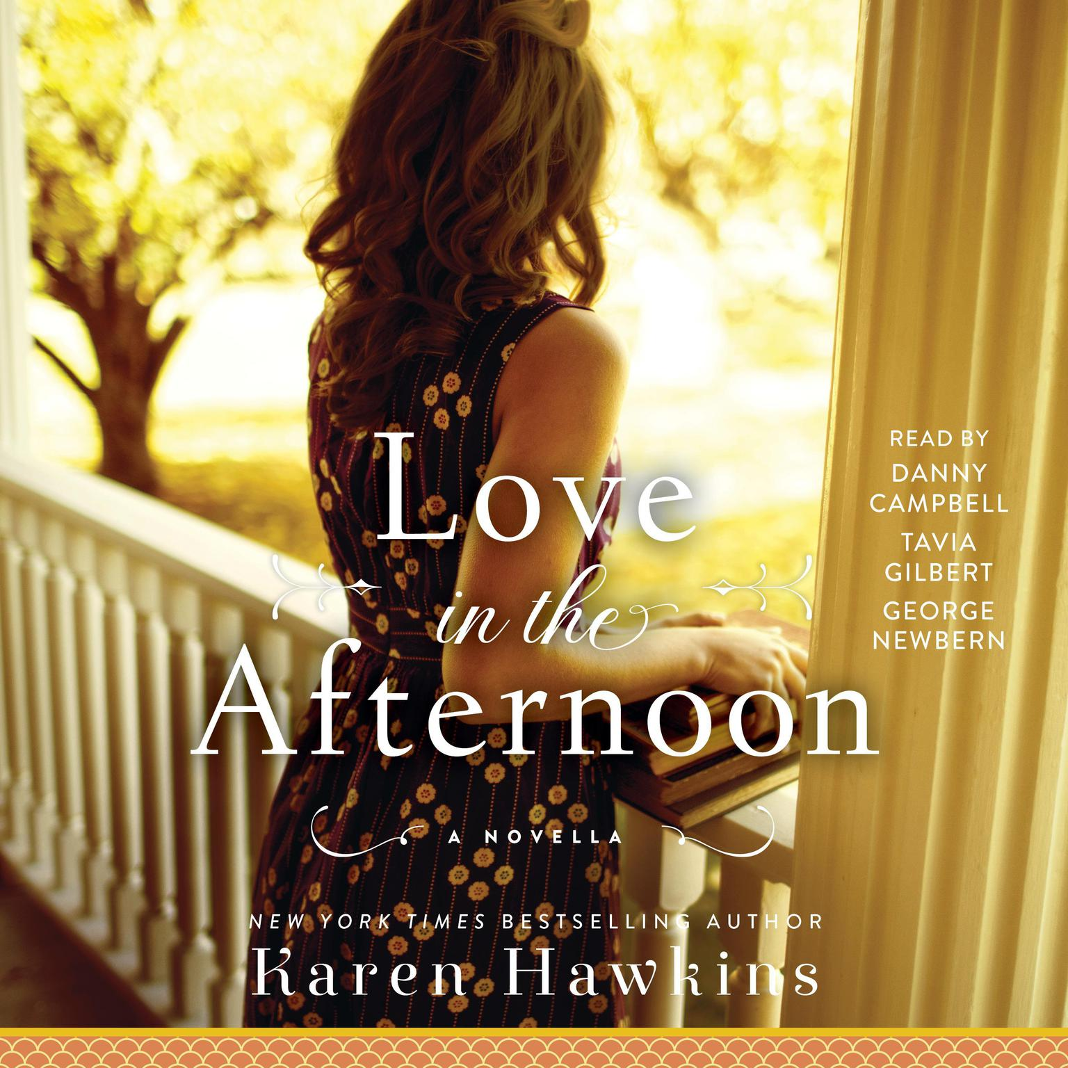 Printable Love in the Afternoon: A Dove Pond eNovella Audiobook Cover Art