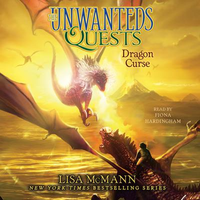 Dragon Curse Audiobook, by Lisa McMann