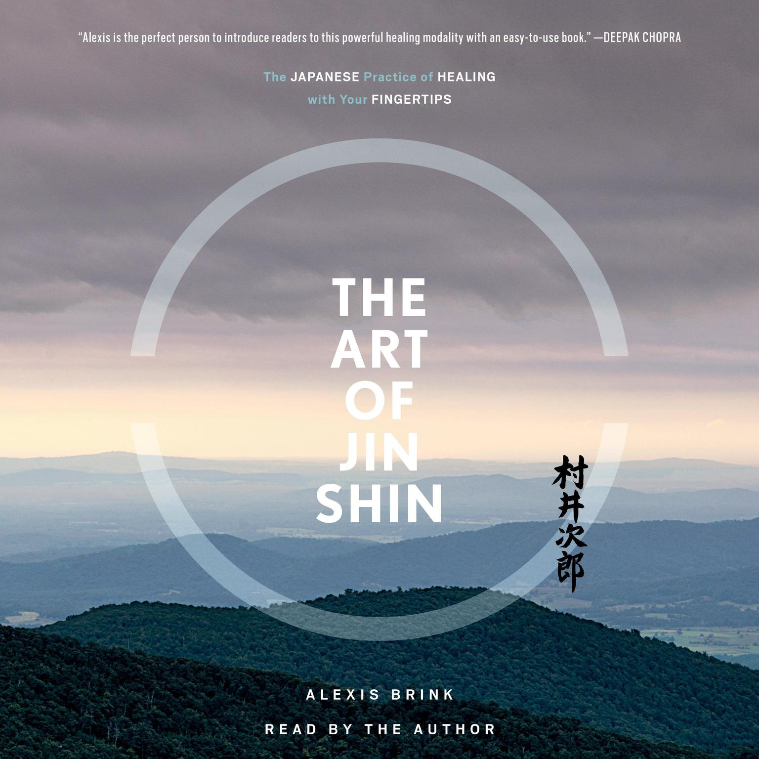 Printable The Art of Jin Shin: The Japanese Practice of Healing with Your Fingertips Audiobook Cover Art