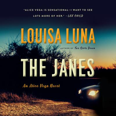The Janes: An Alice Vega Novel Audiobook, by
