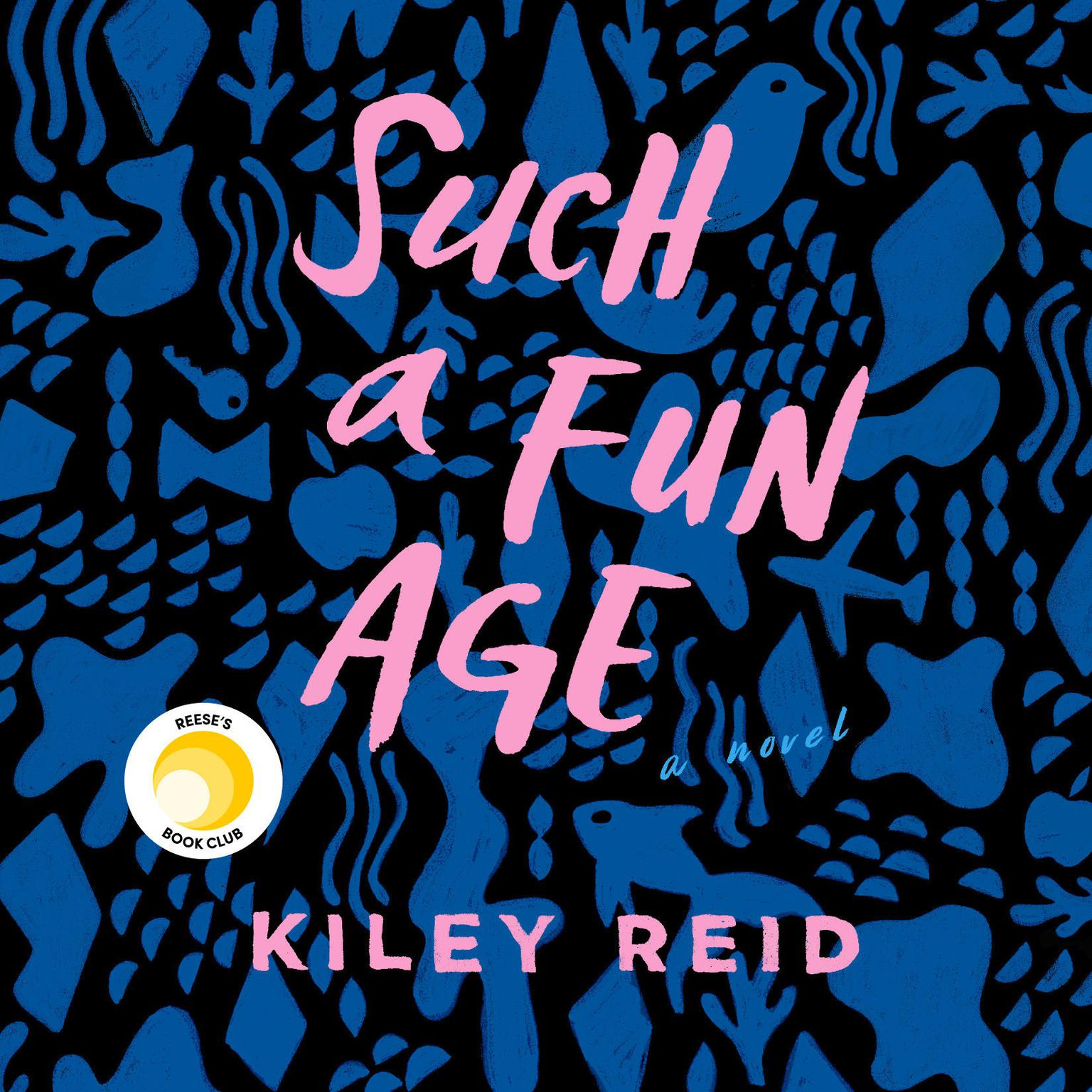 Printable Such a Fun Age Audiobook Cover Art