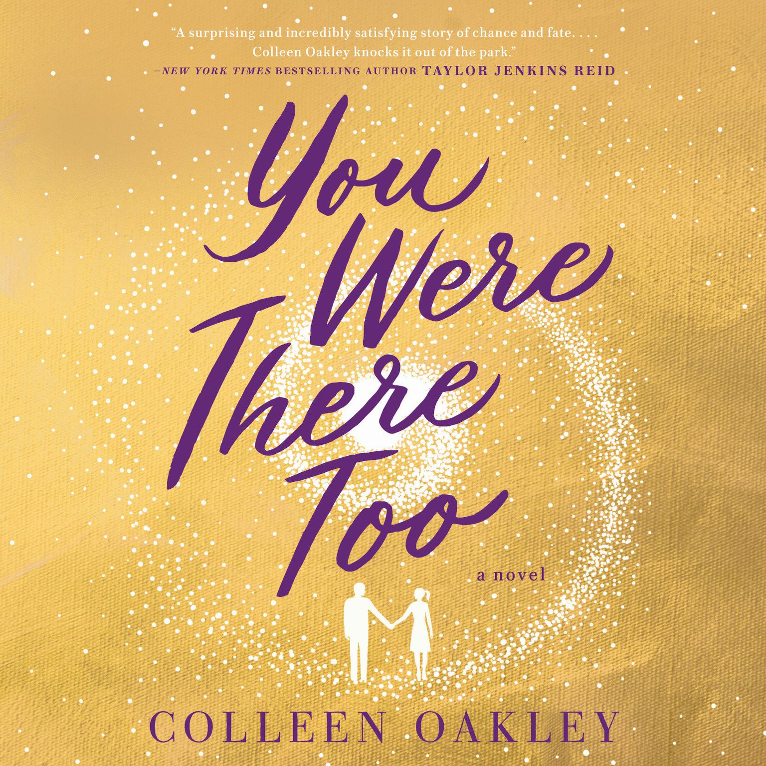 Printable You Were There Too Audiobook Cover Art
