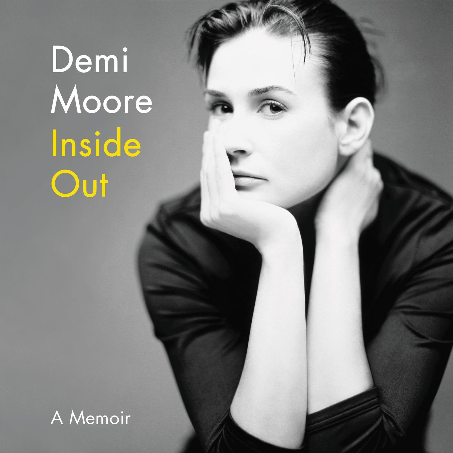 Printable Inside Out: A Memoir Audiobook Cover Art