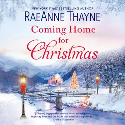 Coming Home for Christmas Audiobook, by RaeAnne Thayne