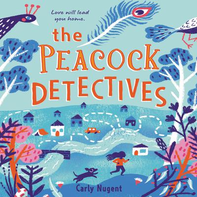 The Peacock Detectives Audiobook, by