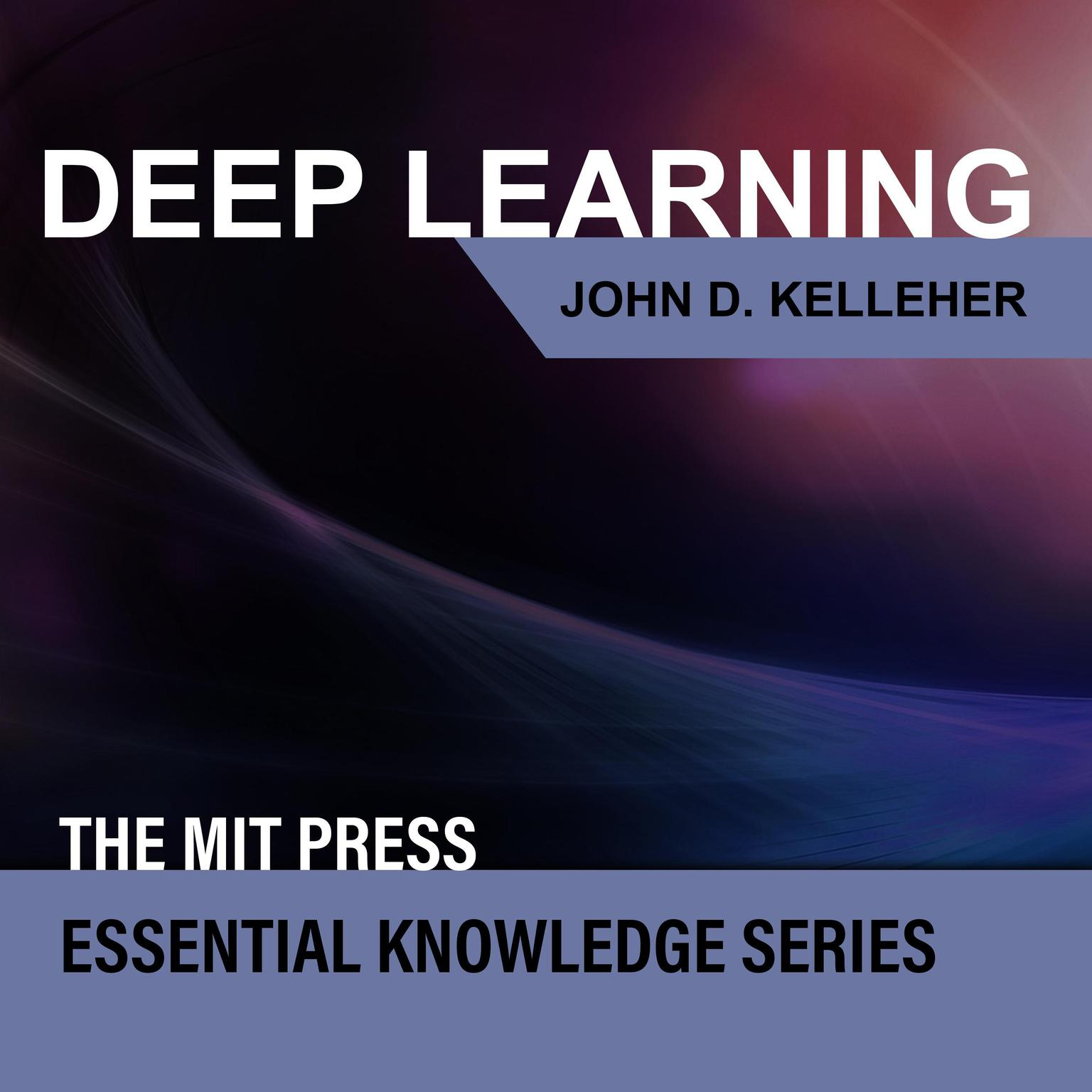 Printable Deep Learning Audiobook Cover Art