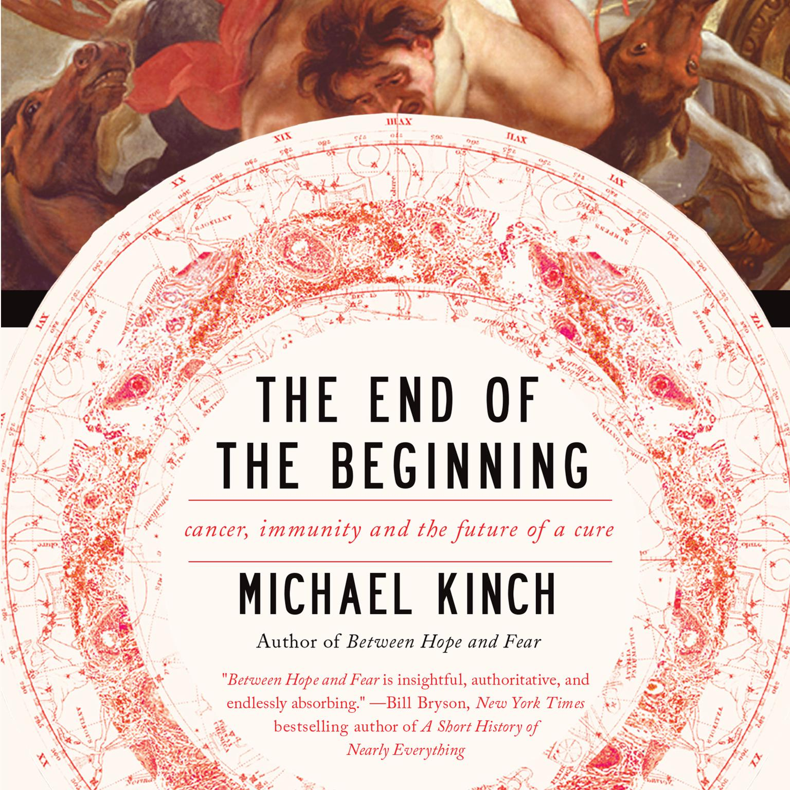 Printable The End of the Beginning Audiobook Cover Art