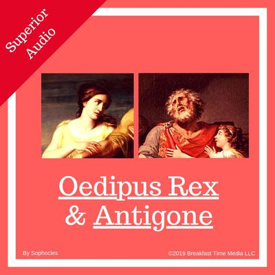 Oedipus Rex & Antigone : [unabridged] Audiobook, by Sophocles