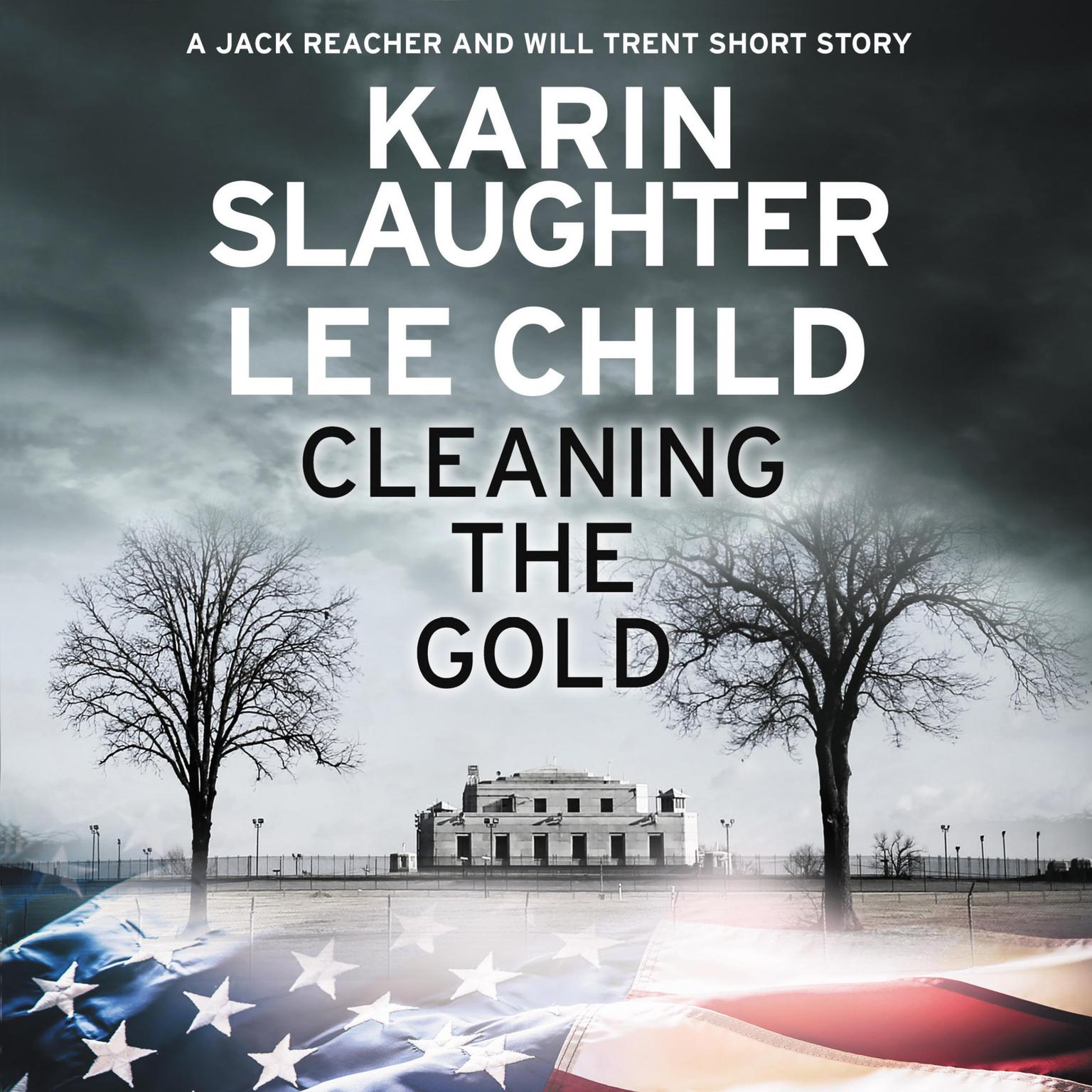 Printable Cleaning the Gold: A Jack Reacher and Will Trent Short Story Audiobook Cover Art
