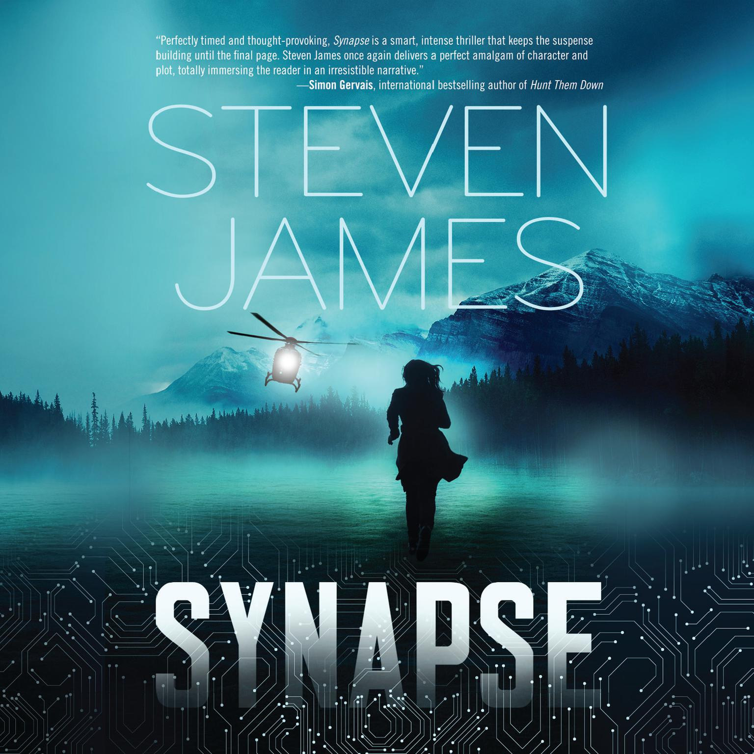 Printable Synapse Audiobook Cover Art