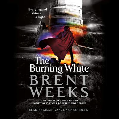 The Burning White Audiobook, by Brent Weeks
