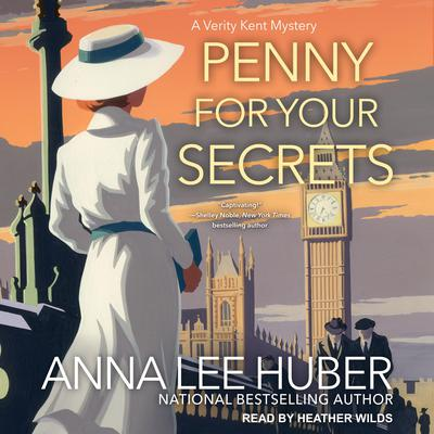 Penny for Your Secrets Audiobook, by