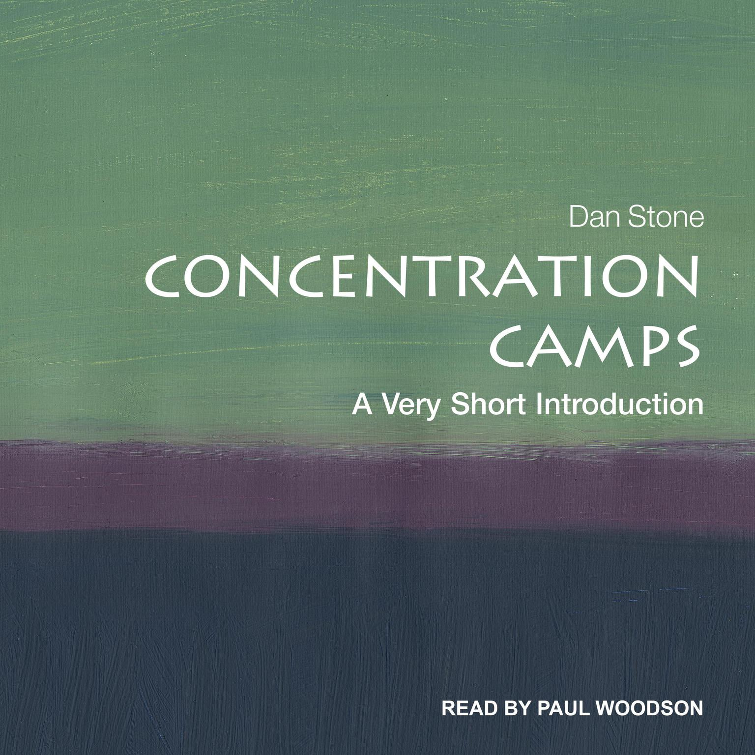 Printable Concentration Camps: A Very Short Introduction Audiobook Cover Art
