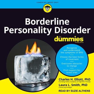 Borderline Personality Disorder For Dummies Audiobook, by Charles H. Elliott