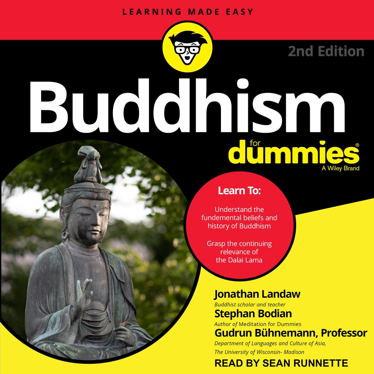 Printable Buddhism For Dummies: 2nd Edition Audiobook Cover Art