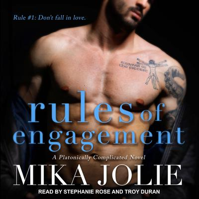 Rules of Engagement Audiobook, by Mika Jolie