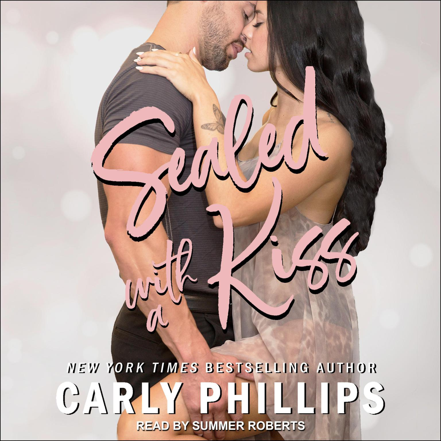 Printable Sealed With A Kiss Audiobook Cover Art