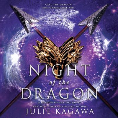 Night of the Dragon Audiobook, by Julie Kagawa