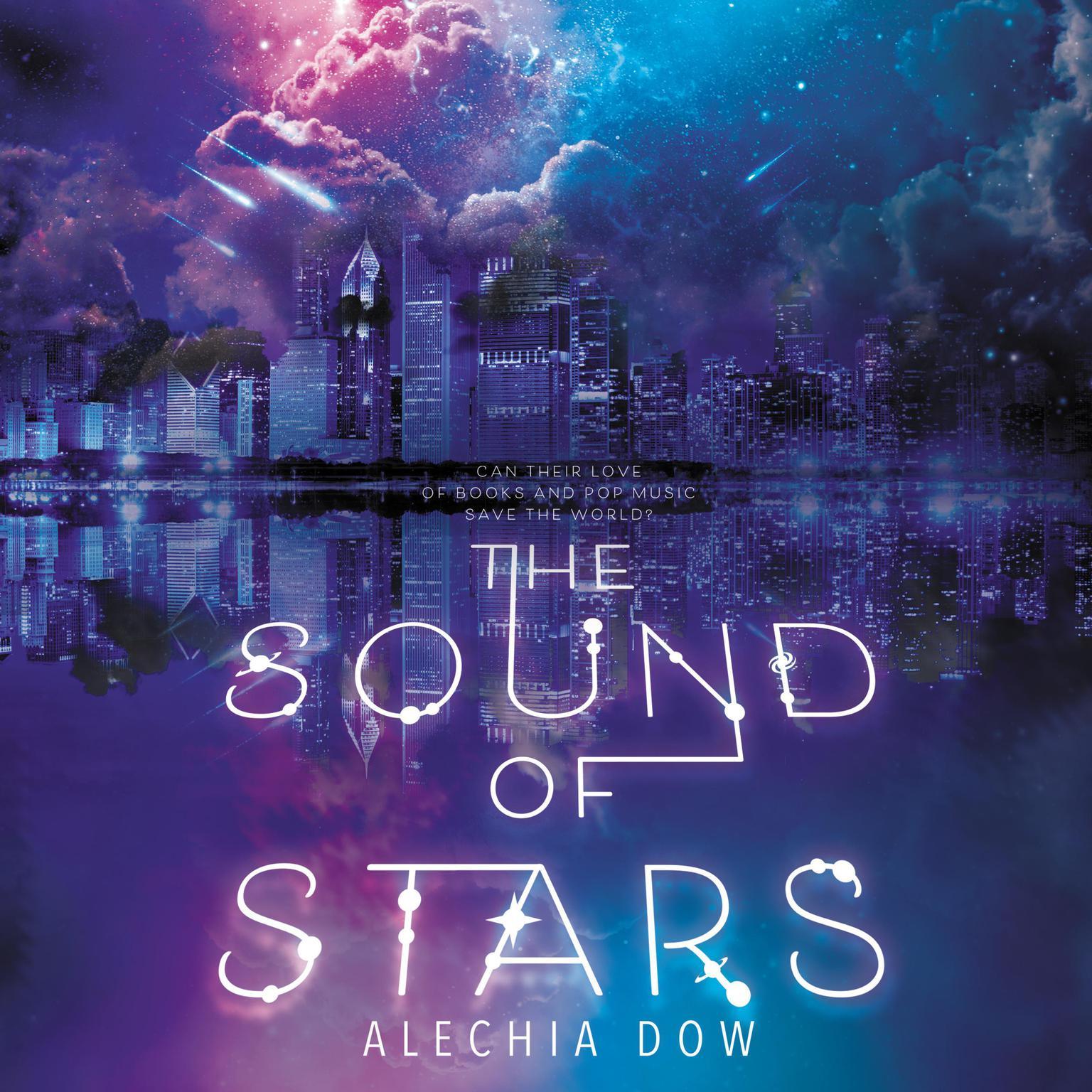 Printable The Sound of Stars Audiobook Cover Art