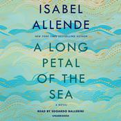 A Long Petal of the Sea: A Novel Audiobook, by Isabel Allende