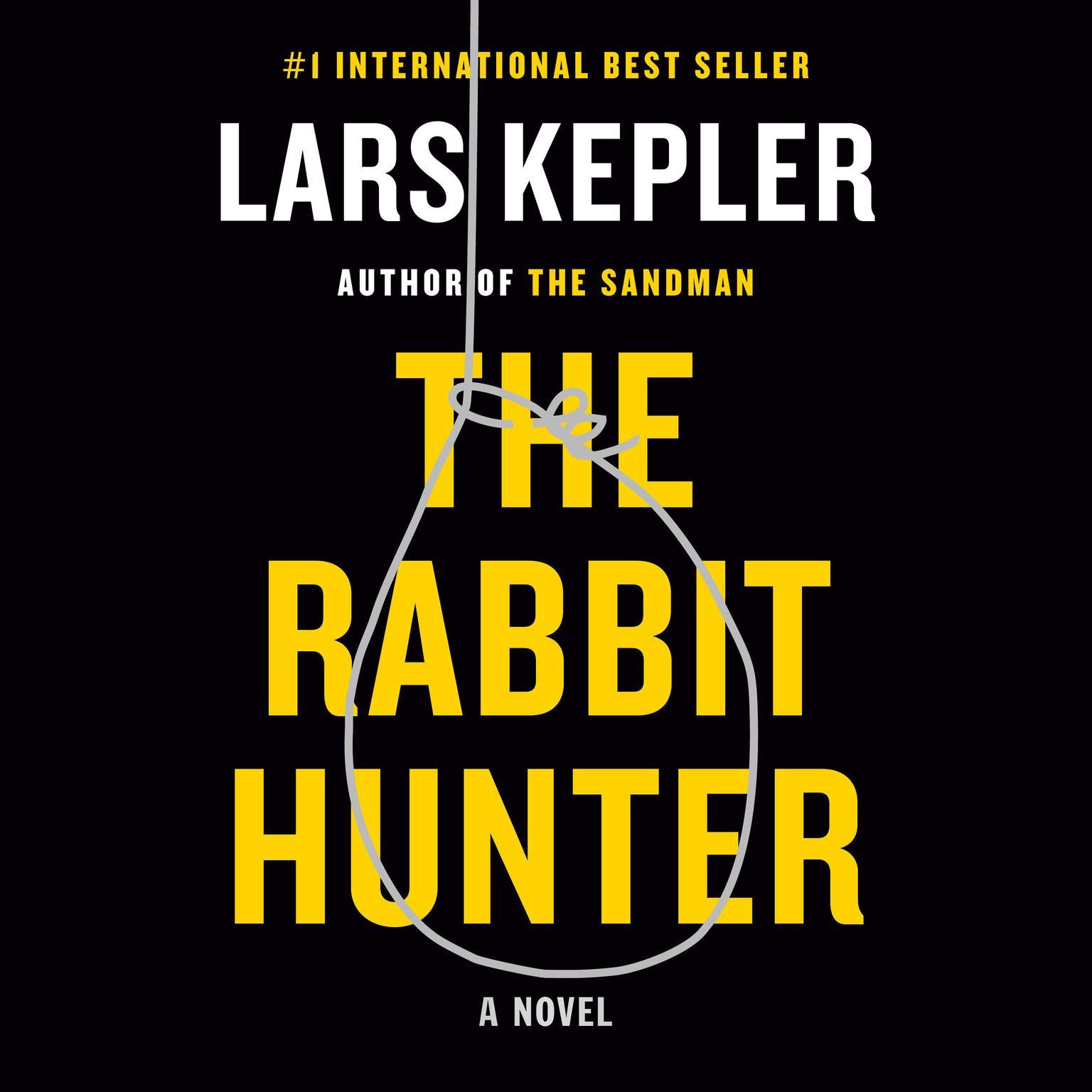 Printable The Rabbit Hunter: A novel Audiobook Cover Art