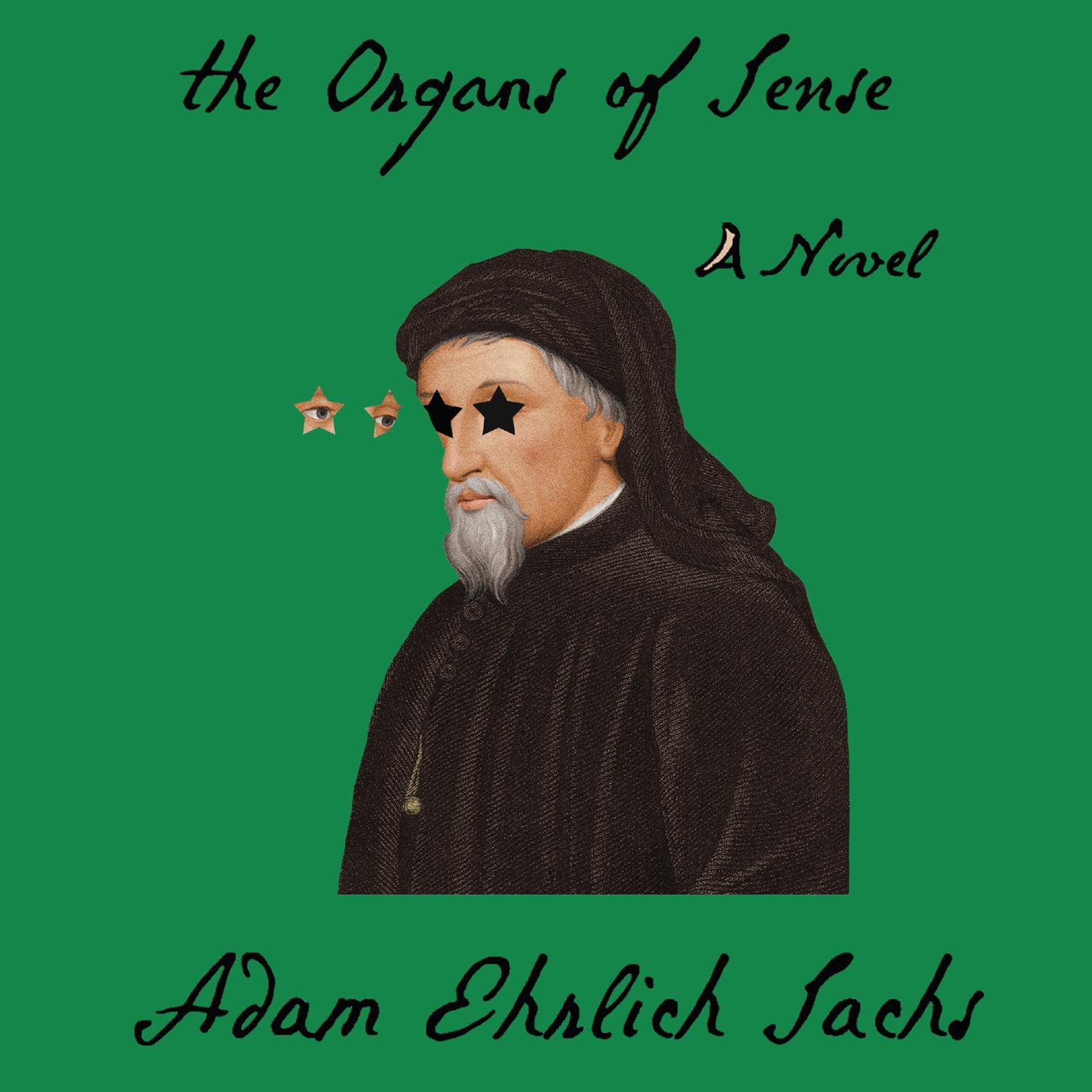 Printable The Organs of Sense Audiobook Cover Art