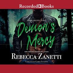Demons Mercy Audiobook, by Rebecca Zanetti