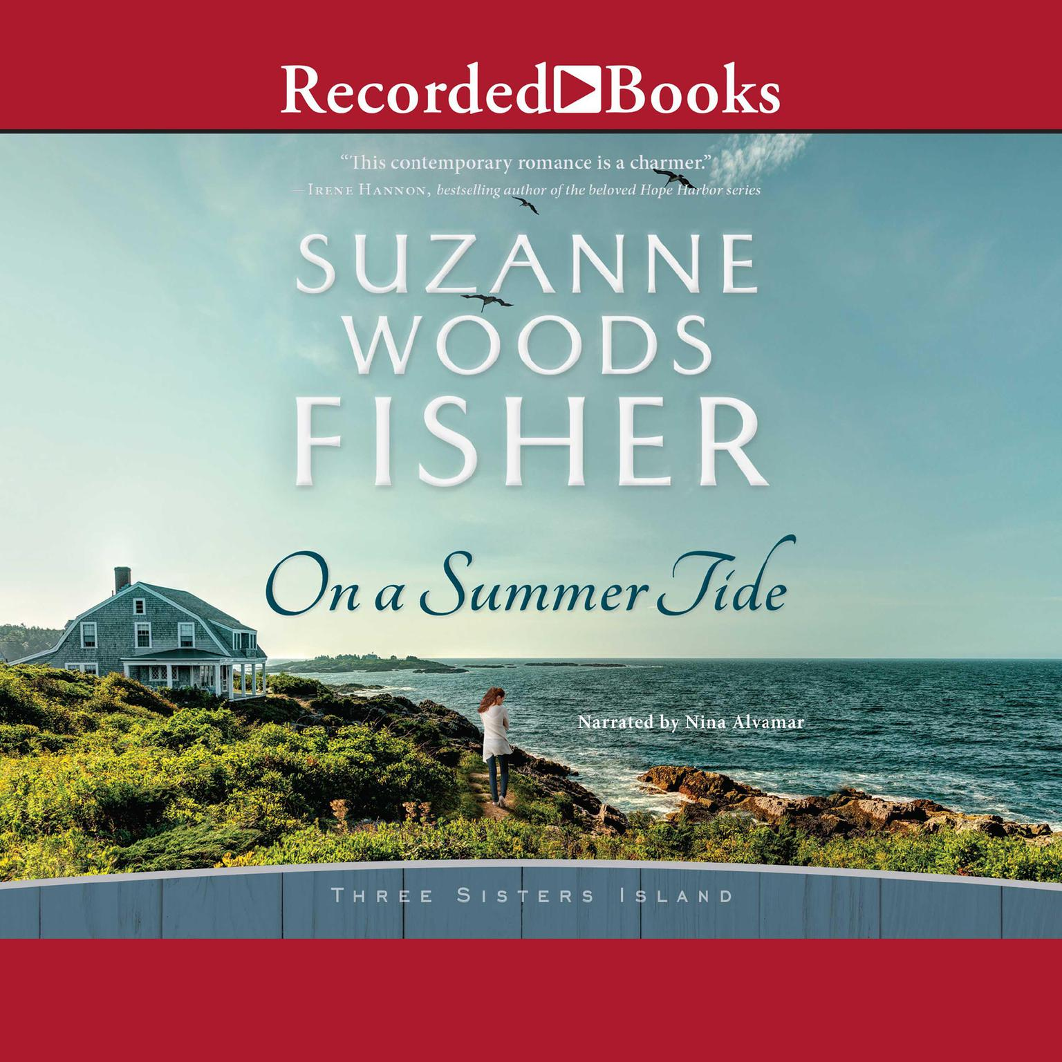 Printable On A Summer Tide Audiobook Cover Art