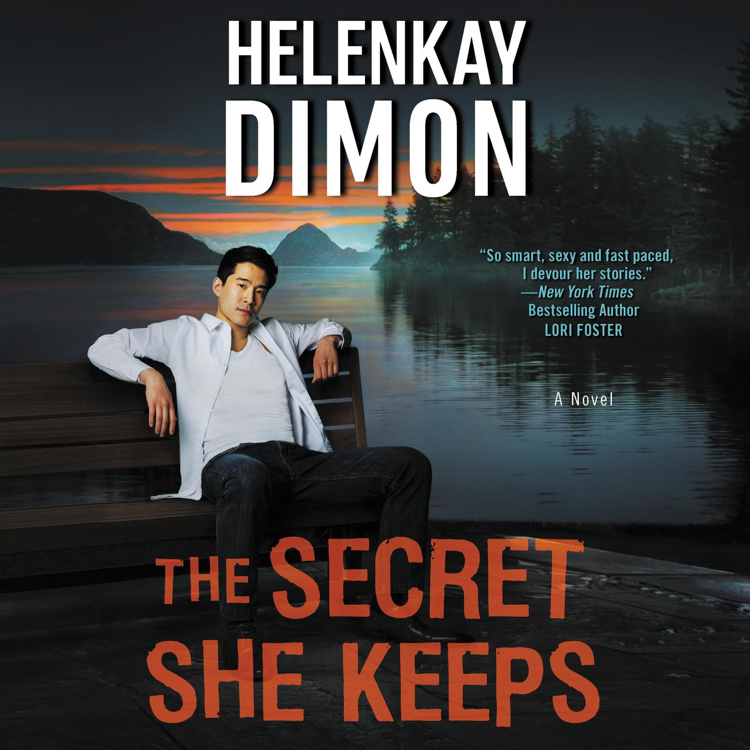 Printable The Secret She Keeps: A Novel Audiobook Cover Art