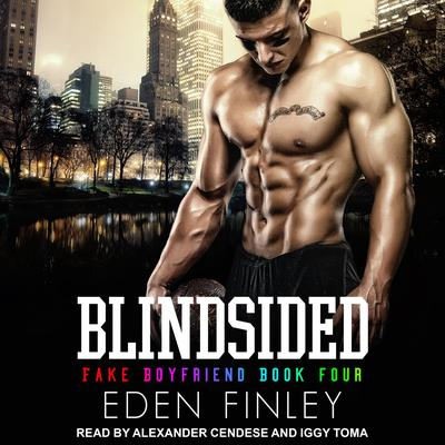 Blindsided Audiobook, by