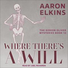 Where Theres a Will Audiobook, by Aaron Elkins