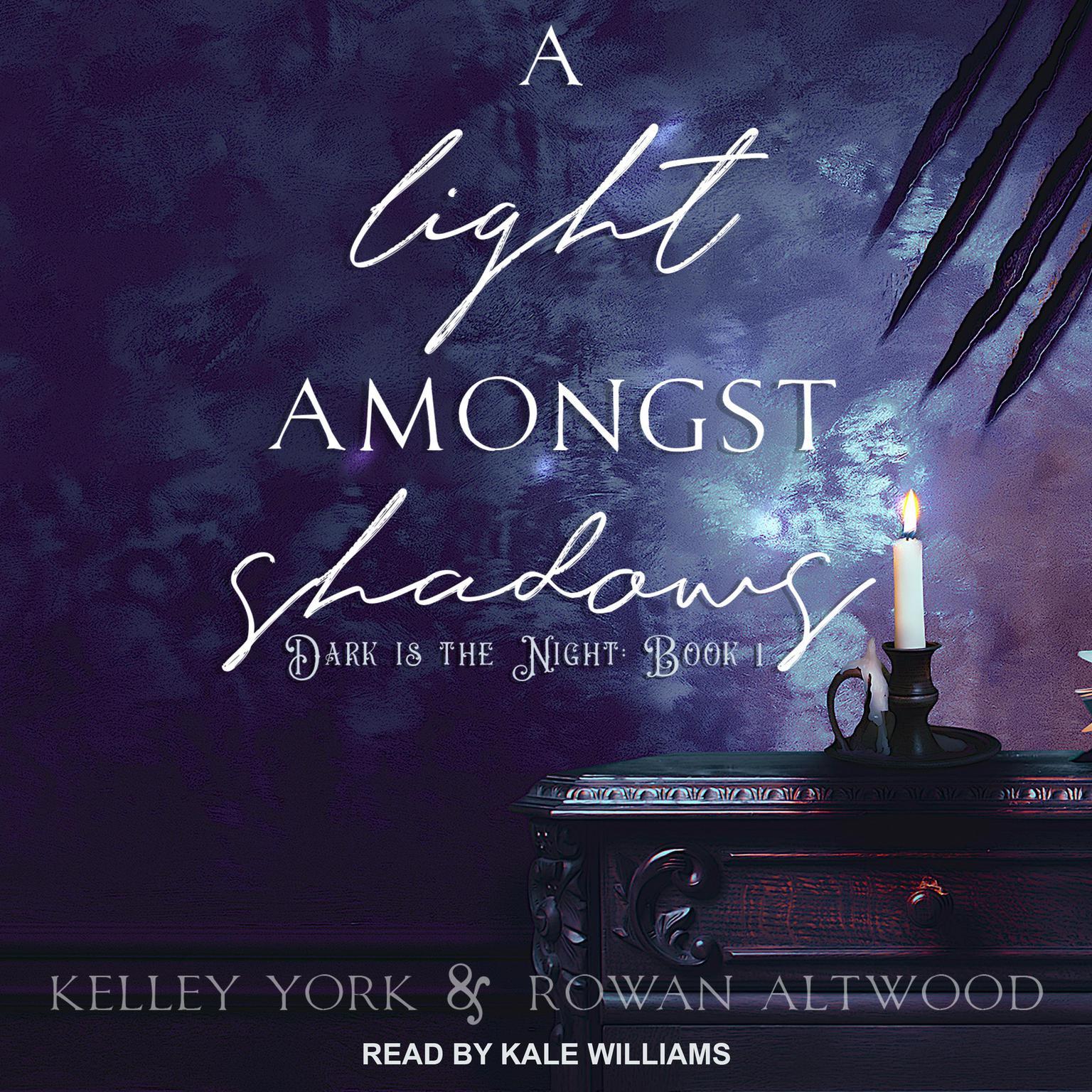 Printable A Light Amongst Shadows Audiobook Cover Art