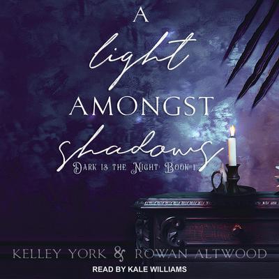 A Light Amongst Shadows Audiobook, by Kelley York