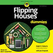 Flipping Houses For Dummies: 3rd Edition Audiobook, by Ralph R. Roberts