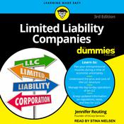 Limited Liability Companies For Dummies: 3rd Edition Audiobook, by Jennifer Reuting
